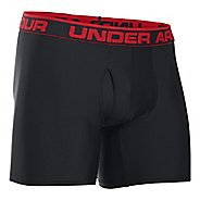 "Mens Under Armour Original Series 6"" Boxerjock Boxer Brief Underwear Bottoms"