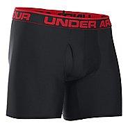 """Mens Under Armour O Series 6"""" Boxerjock Boxer Brief Underwear Bottoms"""