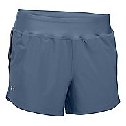 Womens Under Armour Stretch Woven Lined Shorts