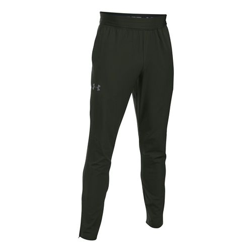 Mens Under Armour Worlds Greatest Training Pants - Army Green S