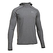 Mens Under Armour Streaker Pull-Over Half-Zips & Hoodies Technical Tops