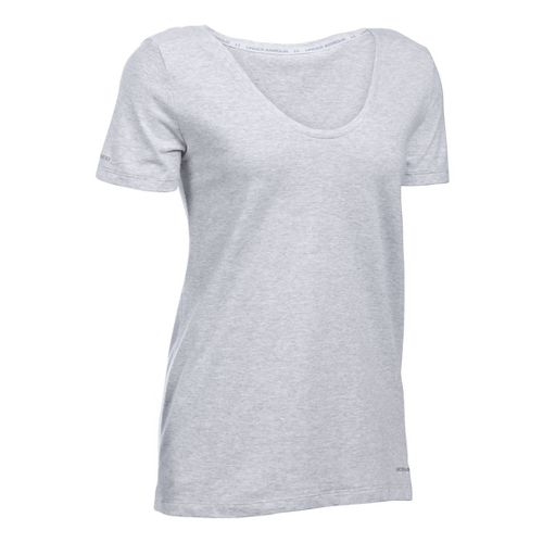 Women's Under Armour�Charged Cotton Microthread Short Sleeve