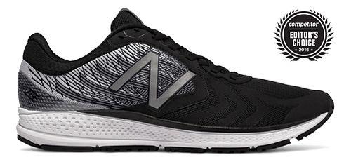 Mens New Balance Vazee Pace v2 Running Shoe - Black/White 11.5