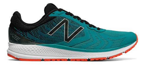 Mens New Balance Vazee Pace v2 Running Shoe - Blue/Black 11.5
