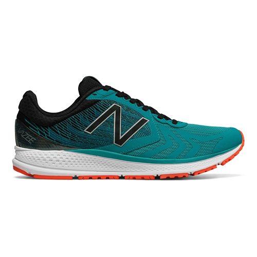 Mens New Balance Vazee Pace v2 Running Shoe - Blue/Black 10.5