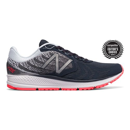 Womens New Balance Vazee Pace v2 Running Shoe - Grey/White 10.5