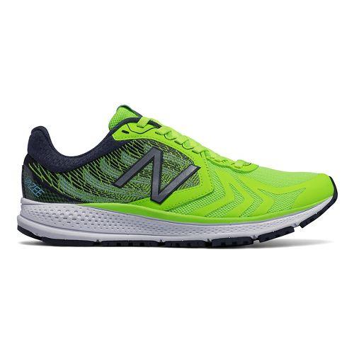 Womens New Balance Vazee Pace v2 Running Shoe - Green/Grey 7.5
