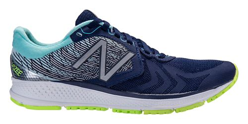 Womens New Balance Vazee Pace v2 Running Shoe - Denim/Blue 10