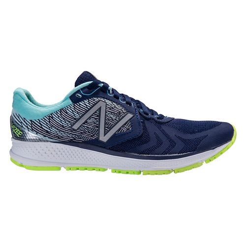 Womens New Balance Vazee Pace v2 Running Shoe - Denim/Blue 7.5