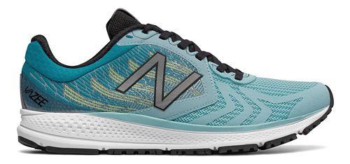 Womens New Balance Vazee Pace v2 Running Shoe - Black/Lime 9