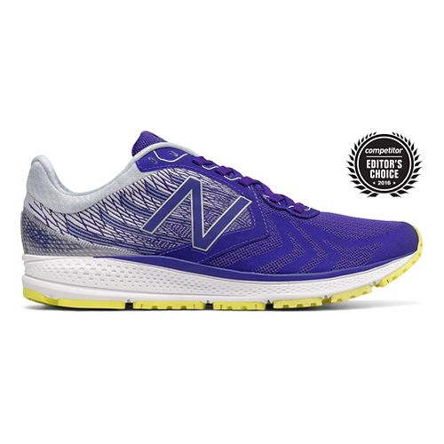Womens New Balance Vazee Pace v2 Running Shoe - Purple/White 9