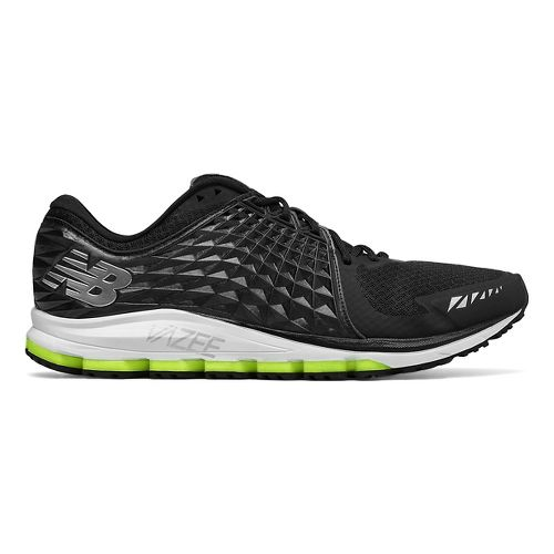 Mens New Balance Vazee 2090 Running Shoe - Black/White 12