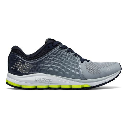 Womens New Balance Vazee 2090 Running Shoe - Grey/Yellow 7.5