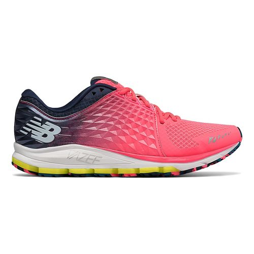 Womens New Balance Vazee 2090 Running Shoe - Pink/Navy 5