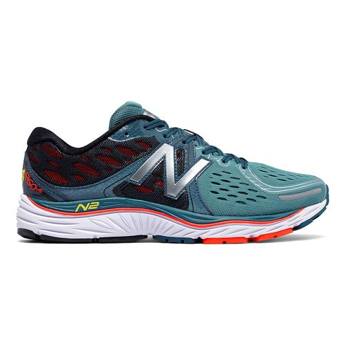Mens New Balance 1260v6 Running Shoe - Grey 8