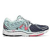 Womens New Balance 1260v6 Running Shoe - Mint/Pink 5.5
