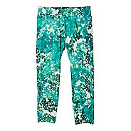 Womens adidas Supernova Q2 Print Three-Quarter Tight Capris Pants