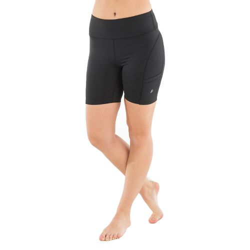 Womens Skirt Sports Redemption Shorties 6 Unlined Shorts - Black S