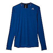 Mens adidas Supernova Long Sleeve Technical Tops