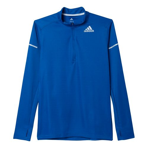 Men's adidas�Run Half Zip Long Sleeve Tee