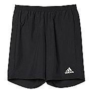 "Mens adidas Run 7"" Unlined Shorts"