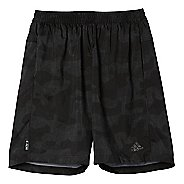 Mens adidas AKTIV Q1 Print Unlined Shorts
