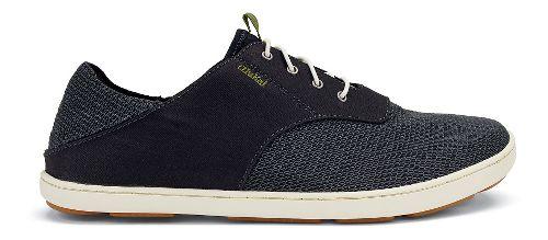 Mens OluKai Nohea Moku Casual Shoe - Black/Black 10.5