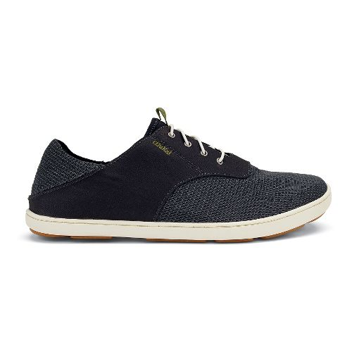 Mens OluKai Nohea Moku Casual Shoe - Black/Black 12