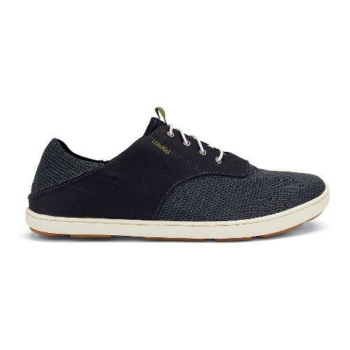 Mens OluKai Nohea Moku Casual Shoe - Black/Black 9.5