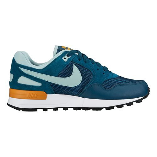 Womens Nike Air Pegasus '89 Casual Shoe - Turquoise 8