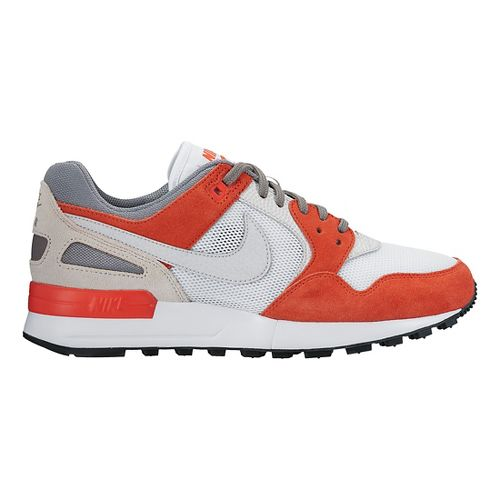 Womens Nike Air Pegasus '89 Casual Shoe - Orange 8