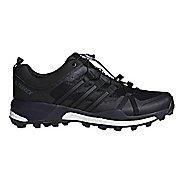 Mens adidas Terrex Skychaser GTX Trail Running Shoe - Black/Carbon 8