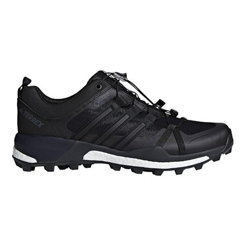 Mens adidas Terrex Skychaser GTX Trail Running Shoe - Black/Carbon 9.5