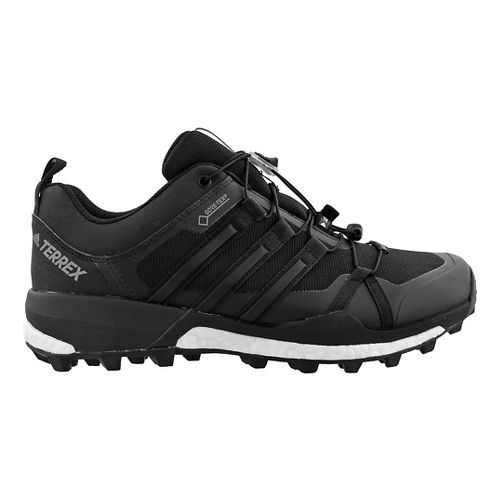 Mens adidas Terrex Skychaser GTX Trail Running Shoe - White/Black 10.5