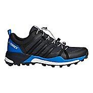 Mens adidas Terrex Skychaser Trail Running Shoe - Black/Black/Carbon 11