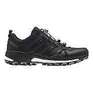 Mens adidas Terrex Skychaser Trail Running Shoe - Carbon/Black/White 12