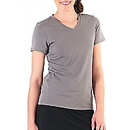 Womens Skirt Sports Don't Sweat It Tee Short Sleeve Technical Tops