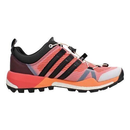 Womens adidas Terrex Skychaser Trail Running Shoe - Sun Glow 8