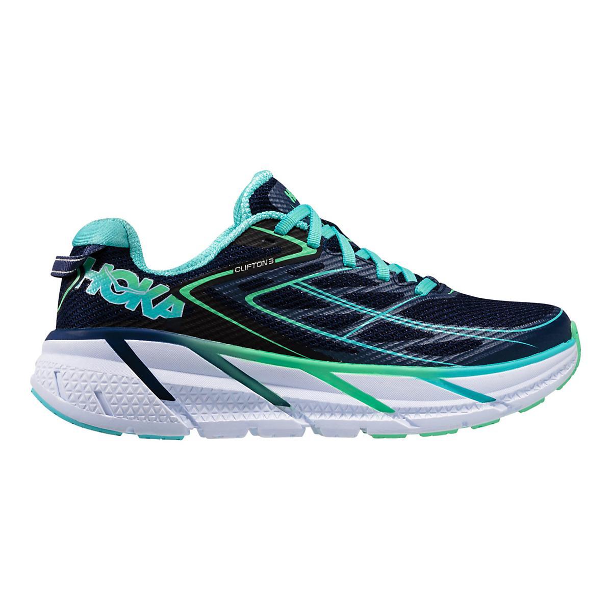 Womens Hoka One One Clifton 3 Running Shoe At Road Runner