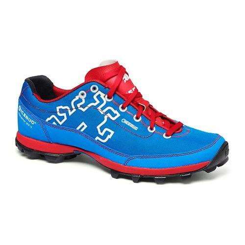 Mens Icebug Acceleritas OCR RB9X LE Running Shoe - Sky/Red 9