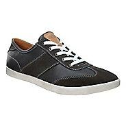 Mens Ecco Collin Retro Sneaker Casual Shoe - Dark Shadow 43