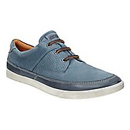 Mens Ecco Collin Nautical Perf Casual Shoe