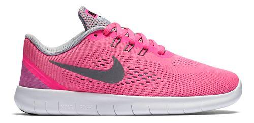 Kids Nike Free RN Running Shoe - Pink 3.5Y