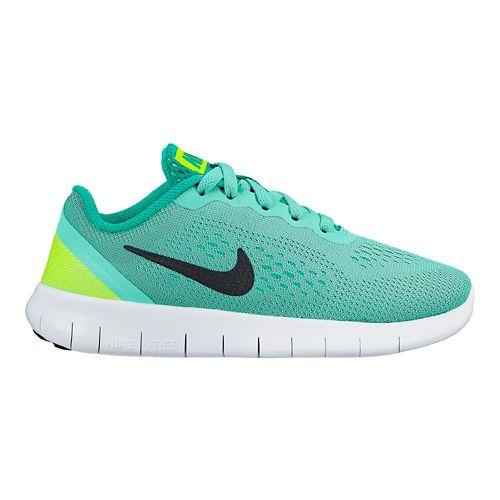 Kids Nike Free RN Running Shoe - Rio 11C