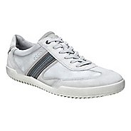 Mens Ecco Graham Retro Sneaker Casual Shoe