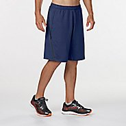 """Mens Road Runner Sports Your Unbeatable 10"""" 2-in-1 Shorts"""