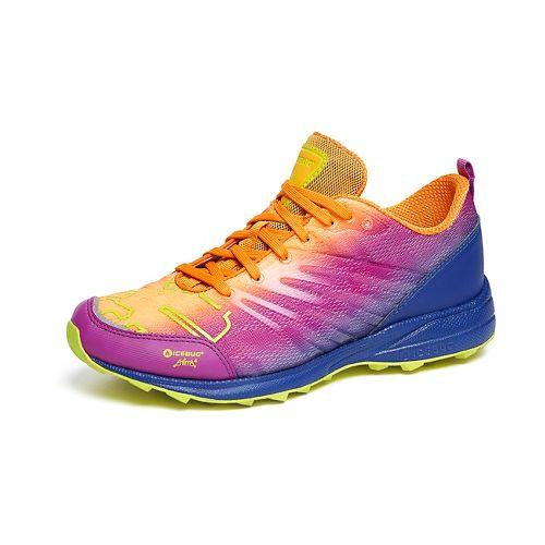 Womens Icebug Anima RB9X Running Shoe - Marigold/Grape 7.5