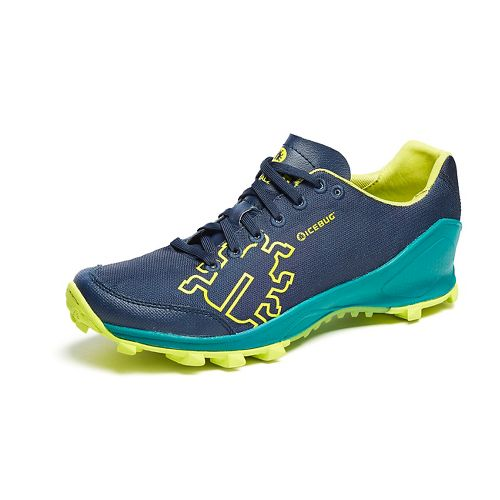 Mens Icebug Zeal RB9X Running Shoe - Eclipse/Deep Ocean 12.5
