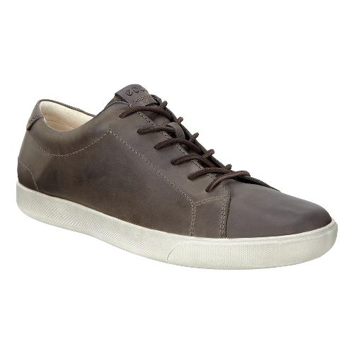 Mens Ecco Gary Tie Casual Shoe - Dark Clay 47