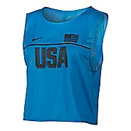 Women's Nike Dry Top Short Sleeve Energy USA Sleeveless & Tank Technical Tops